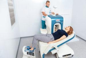 неподвижность при прохождении МРТ
