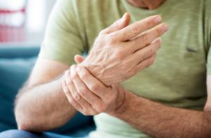 Синдром тугих перчаток